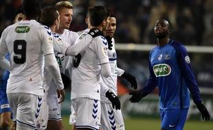 Pour leurs retrouvailles le 8 février 2018, Strasbourg avait battu Grenoble au stade des Alpes (0-3).