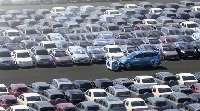 Parking Aeroport Lyon : lyon un robot voiturier bient t test l 39 a roport pour garer les v hicules ~ Maxctalentgroup.com Avis de Voitures