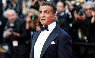 L'acteur Sylvester Stallone