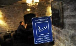 Un an après l'interdiction de fumer dans les cafés et restaurants, les fumoirs - autorisés - ne s'y développent qu'au compte-gouttes: s'ils sont appréciés de la clientèle et du voisinage, ils requièrent des locaux adaptés et sont décriés par les anti-tabac.