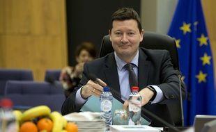 Martin Selmayr, heureux détenteur du plus haut poste de l'administration européenne.