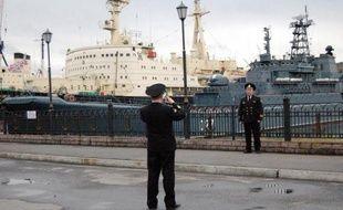 Le 30 décembre 2011, un sous-marin nucléaire russe avait déjà pris feu.