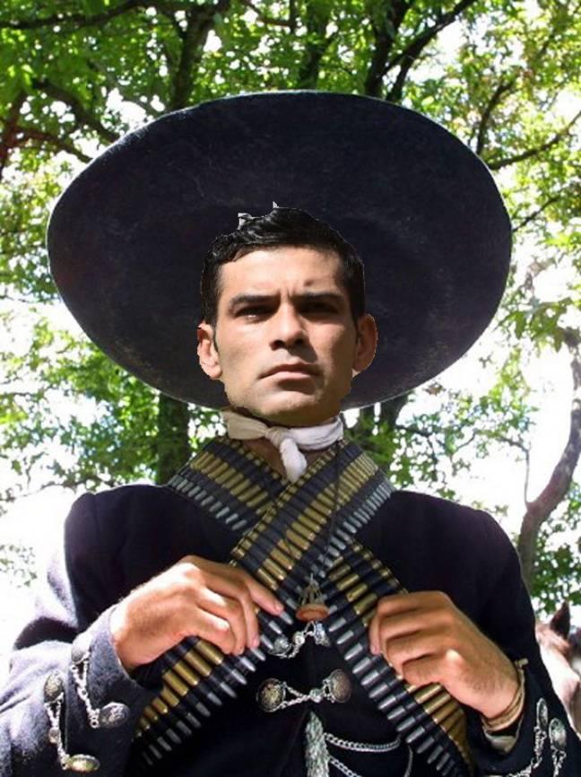 Rafa Marquez dans son meilleur rôle.