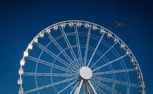 Une fillette de 10 ans s'est blessée dans la grande roue à Marseille.