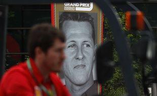 Michael Schumacher (Illustration)