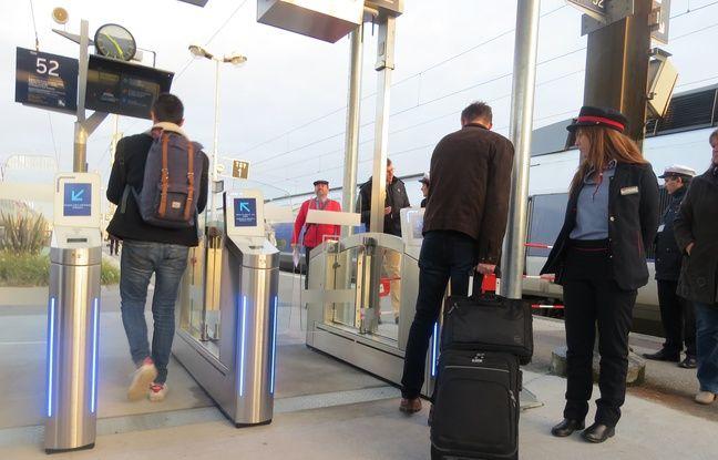 Nantes: Elle ne pouvait pas accéder au quai, une femme donne un coup de tête à un agent SNCF