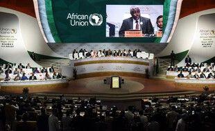 Lors d'un sommet de l'Union africaine en 2019. (archives)