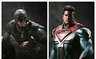 Batman V Superman, le retour dans le jeu vidéo «Injustice 2»