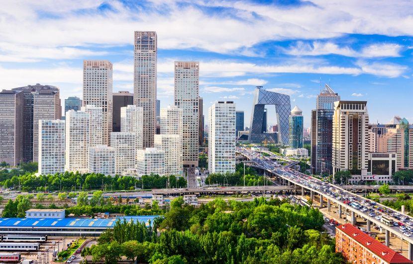 Les joies du shopping à Beijing