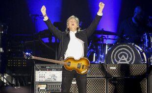Le chanteur et musicien Paul McCartney