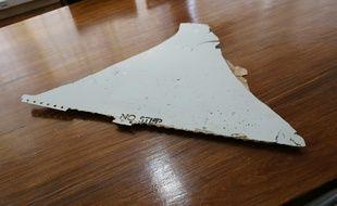 Voici le fragment trouvé par l'adolescent sud-africain sur une plage du Mozambique.