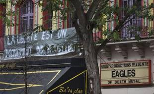 Le groupe californien se produisait sur la scène du Bataclan quand les terroristes ont fait irruption dans la salle...