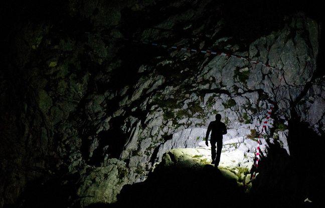Isère: Le jeune spéléologue disparu retrouvé sain et sauf, souffrant d'une entorse
