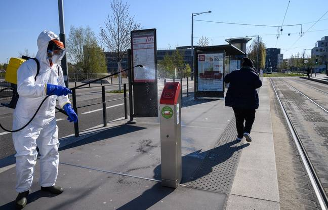 VIDEO. Coronavirus: De Strasbourg à Bordeaux... Les communes face aux choix (ou non) de la désinfection de l'espace public