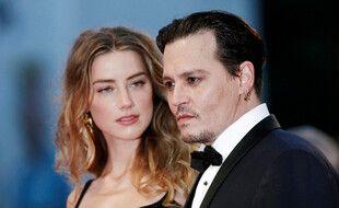 Les ex-époux Amber Heard et Johnny Depp