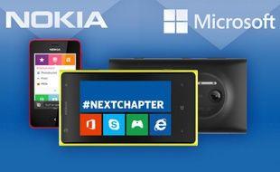 Pour racheter la division téléphonie de Nokia, Microsoft va débourser 5,5 milliards d'euros.