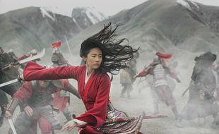 Liu Yifei dans «Mulan» de Niki Caro