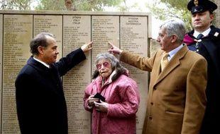Un policier italien honoré dans le monde entier, dont l'histoire retenait qu'il avait sauvé quelque 5.000 Juifs dans sa ville de Fiume entre 1940 et 1944, était de fait un collaborateur nazi, a-t-on appris jeudi auprès du Centre Primo Levi de New York