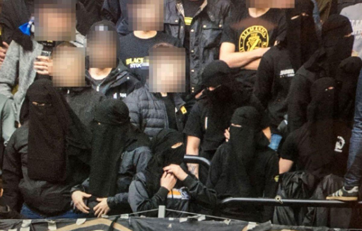 Les ultras suédois de l'AIK ont trouvé la parade. – Capture d'écran