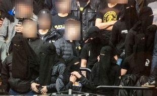 Les ultras suédois de l'AIK ont trouvé la parade.