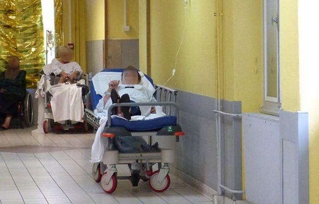Les six personnes encore hospitalisées ne présente plus de signe de gravité selon le groupe Korian. Illustration.