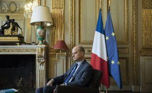 Jean-Michel Blanquer, le ministre de l'Education