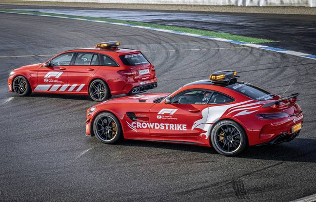 Mercedes-AMG F1 Safety Cars
