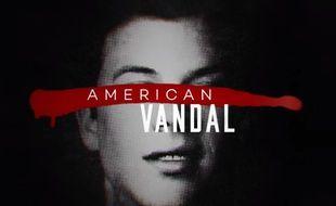 Capture d'écran de la bande annonce de «American Vandal».