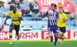 Etienne Capoue sera encore samedi l'atout majeur des Toulousains à Marseille.