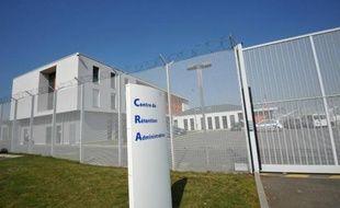 Le centre de rétention de Saint-Jacques-de-la-Lande près de Rennes le 15 mars 2012