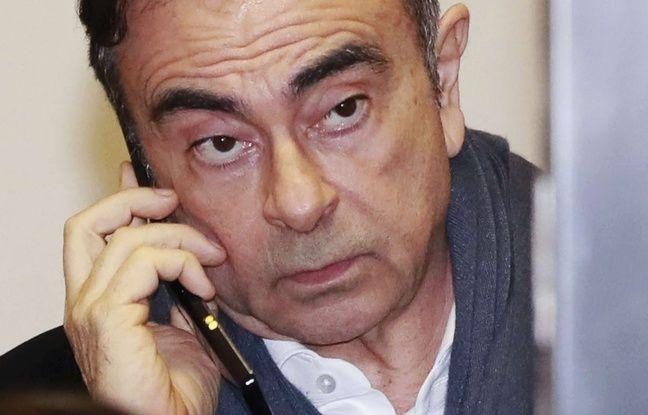 Affaire Carlos Ghosn: L'ancien patron de Renault Nissan pourrait être inculpé une 4e fois