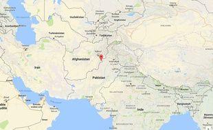 Un attentat a eu lieu sur un marché de musique à Khost, capitale provinciale instable dans le sud-est de l'Afghanistan