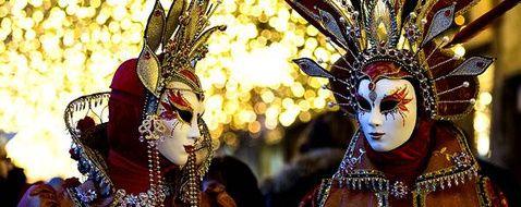Tournée des carnavals dans le monde
