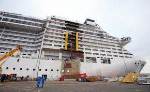 Les chantiers navals STX France (ex-Chantiers de l'Atlantique) ont perdu la commande de deux navires de croisières commandés par l'armateur norvégien Viking River Cruises qu'ils avaient annoncée en décembre 2011, selon un communiqué mis en ligne sur le site du groupe jeudi.