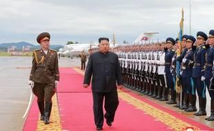 Kim Jong-un est arrivé dimanche 10 juin à Singapour pour rencontrer Donald Trump.