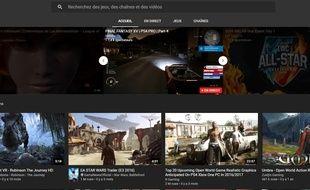 YouTube lance son application consacrée aux jeux vidéos