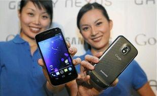 Le Galaxy Nexus de Google et Samsung sera disponible en Europe dès le mois  de novembre.