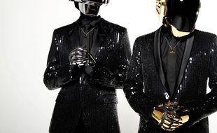 Les deux Français de Daft Punk ont déposé le casque.