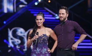 "Elisa Tovati, élimintée de ""Danse avec les stars"" le samedi 5 octobre..."
