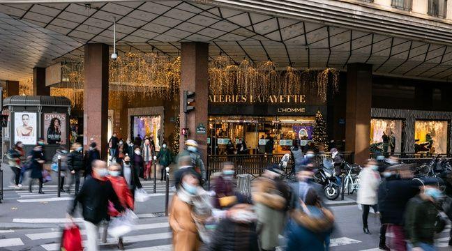 Coronavirus : Les Galeries Lafayette pensent retrouver en 2024 leur niveau d'avant-crise - 20 Minutes