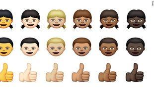 Les nouveaux emoji pour iOS.