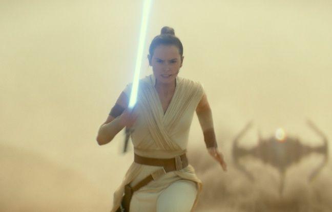 Daisy Ridley dans Star Wars: The Rise of Skywalker de J.J. Abrams