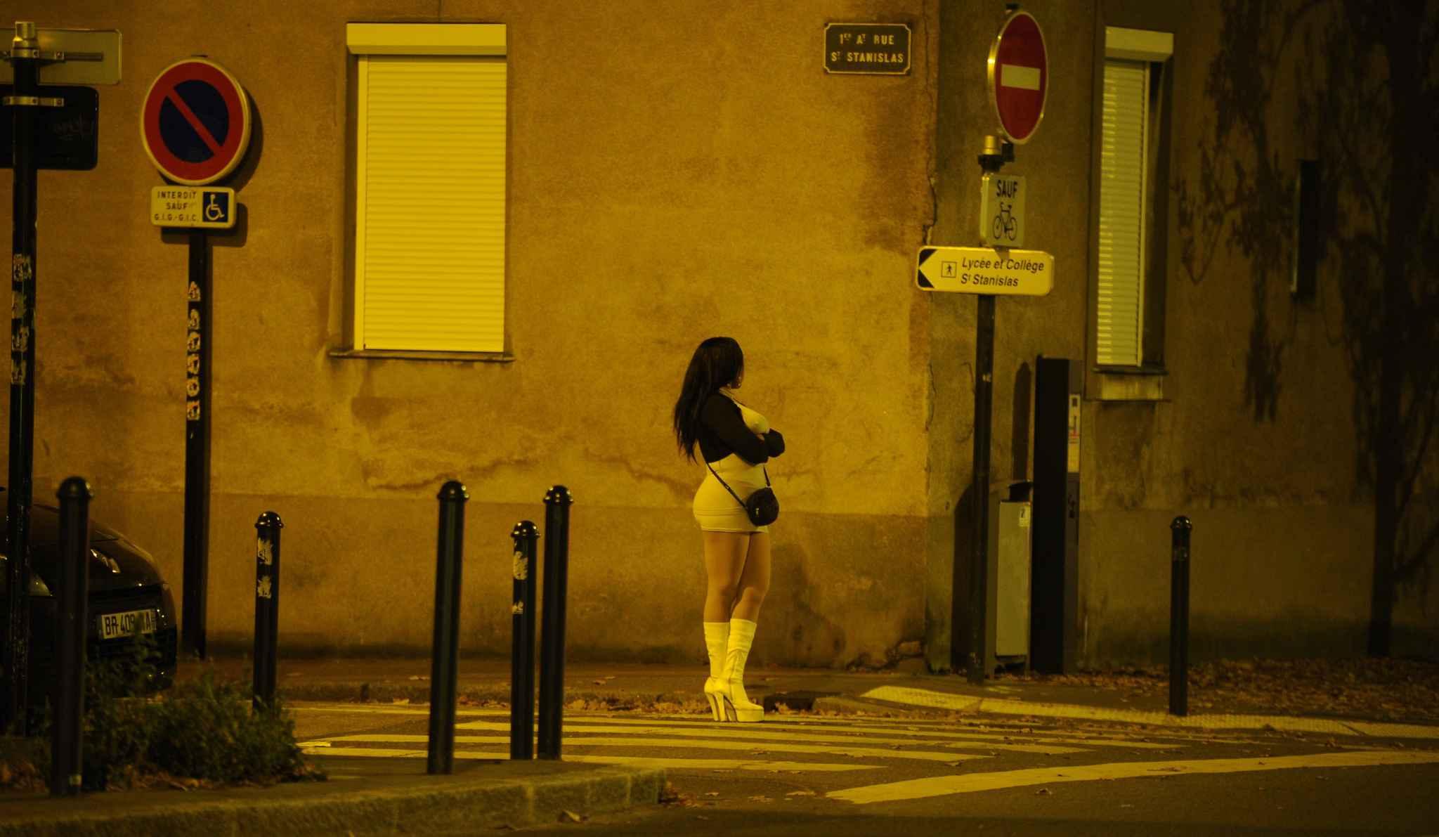 Prostituée nantes lieux