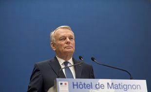 Discours de Jean-Marc Ayrault après les résultats des élections municipales