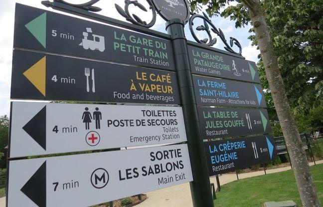 Video Paris 20 Minutes A Fait Un Tour Dans Le Nouveau Jardin D