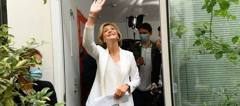 Valérie Pécresse le 27 juin 2021.