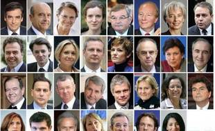 """Selon le sondage réalisé en ligne le 15 novembre, 64% des Français ne font pas confiance au nouveau gouvernement Fillon """"pour mener une politique répondant à leurs attentes"""". 36% lui accordent leur confiance."""