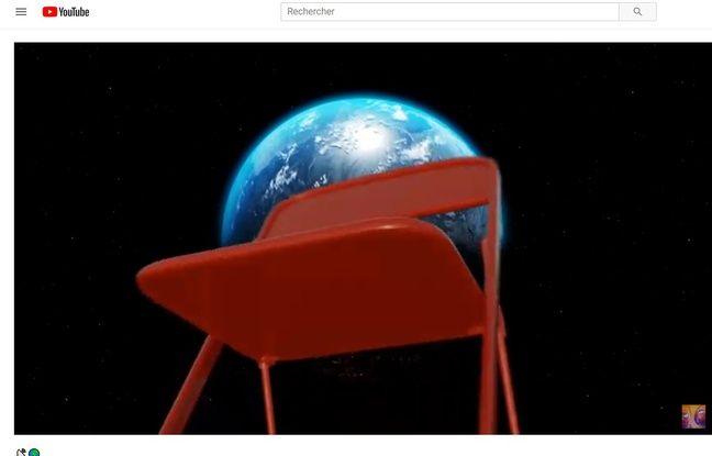 Cap d'écran Youtube