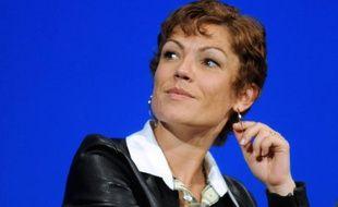 """La secrétaire d'Etat à l'Ecologie, Chantal Jouanno, a affirmé mercredi s'être vu proposer une candidature aux élections sénatoriales à Paris """"par les plus hautes instances"""", et qu'une telle proposition """"ça s'accepte forcément!""""."""