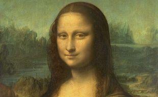 La Joconde, de Leonard de Vinci.